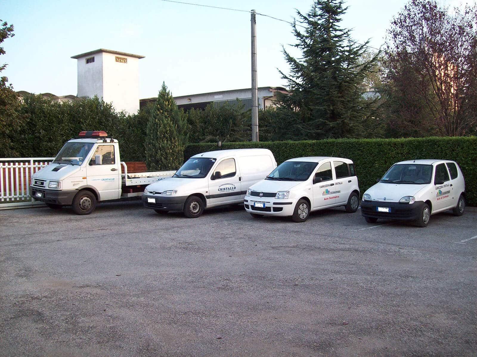 Carrozzeria Auto a Isola Vicentina VI